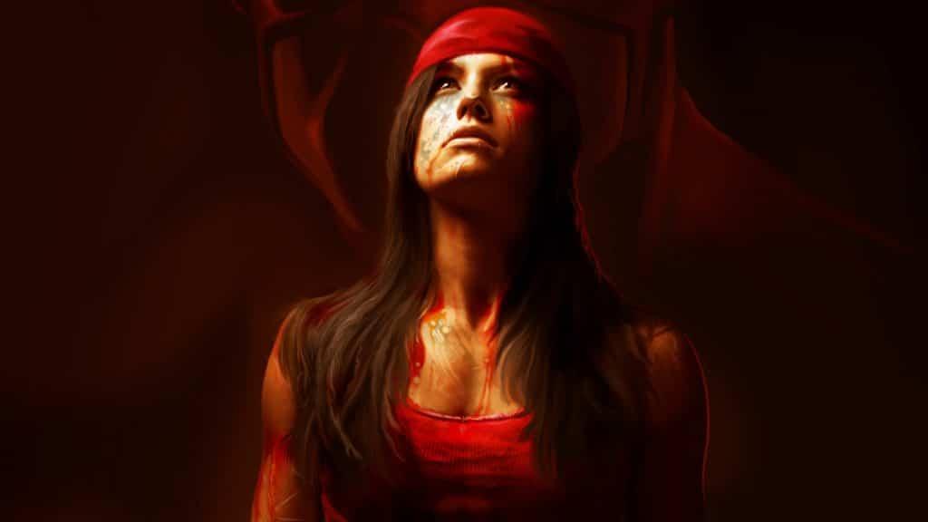 Better Elektra actor