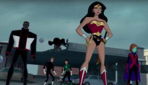 Wonder Woman- Justice League