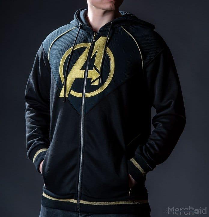 Marvel Avengers Endgame Hoodie by Merchoid