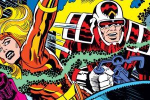 The Eternals Marvel Comics
