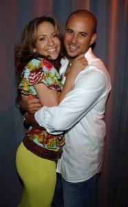 Jennifer Lopez and Chis Judd