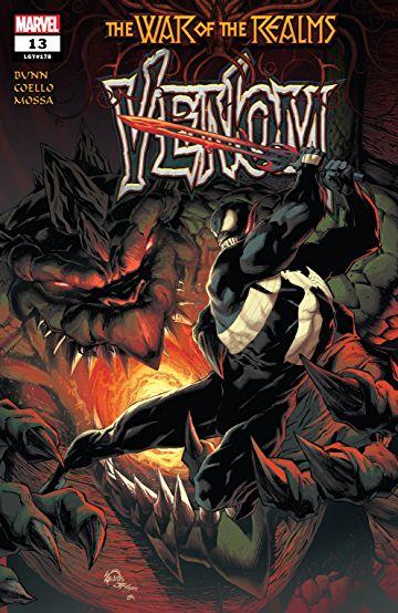 Venom #13 cover