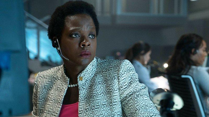 (Viola Davis to return as  Amanda Waller in Suicide Squad Sequel)