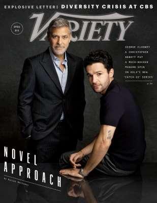 George Clooney,Marco Grob/Variety