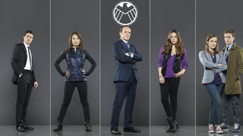 (Agents of S.H.I.E.L.D. Season 6 Cast)