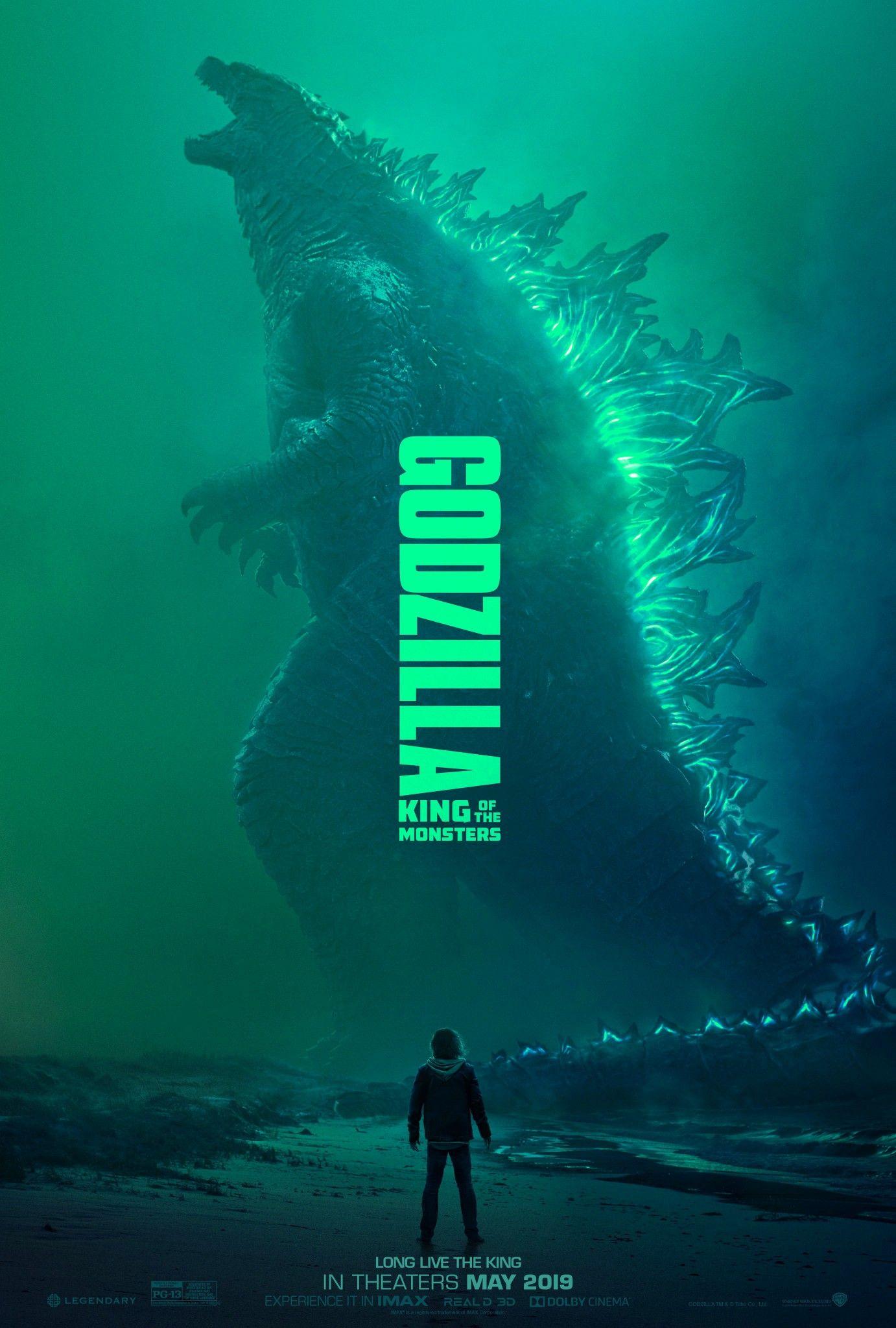 Godzilla:King of Monsters Poster