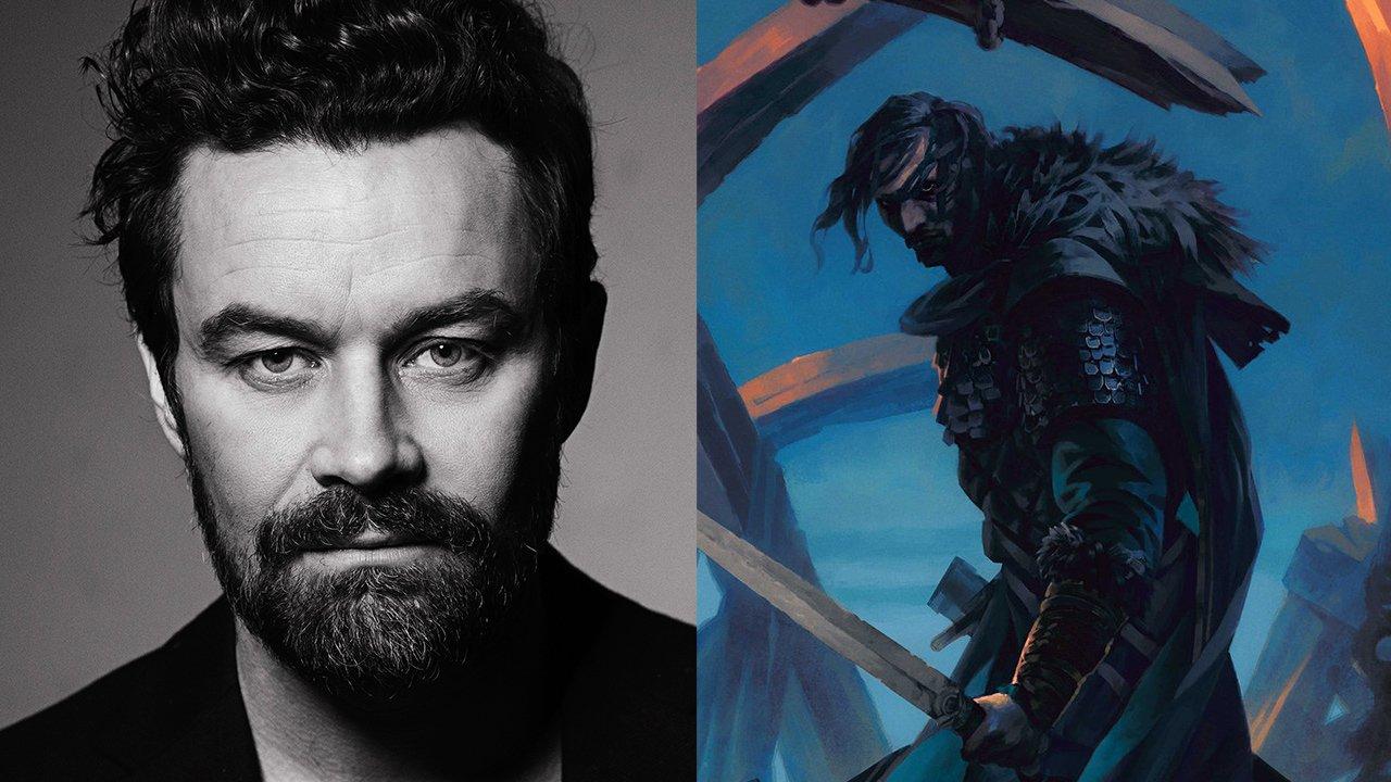 Björn Hlynur Haraldsson as Eist