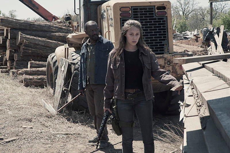 Alicia Clark The Walking Dead