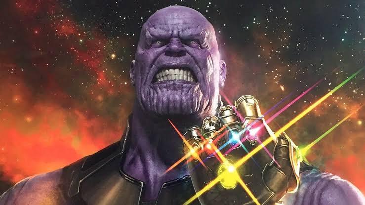 Thanos' Infinity Gauntlet