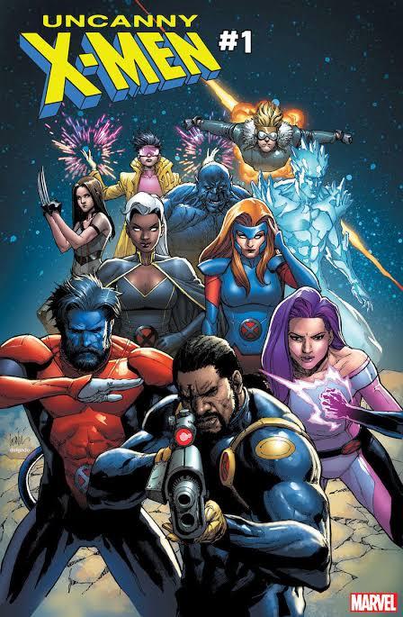 UNCANNY X- MEN #1