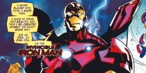 The Godbuster Armour: Iron Man #10