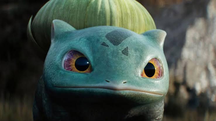 Bulbasaur brings his cuteness to the trailer
