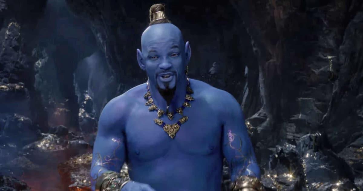 Aladdin's Genie