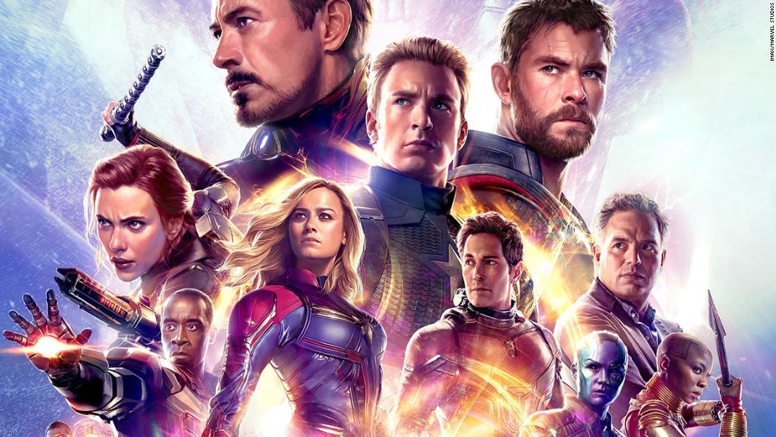 Avengers endgame Emily Womack