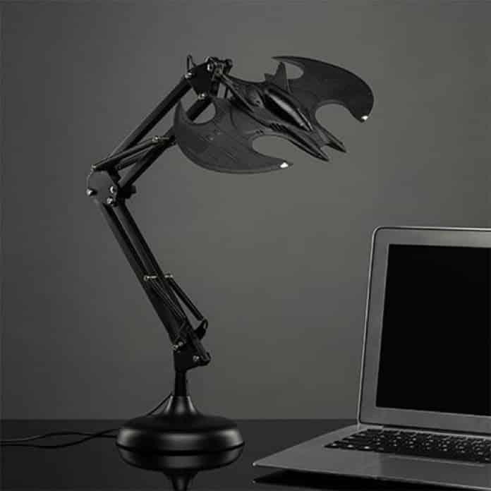 The Batwing or Batarang Batman Lamp