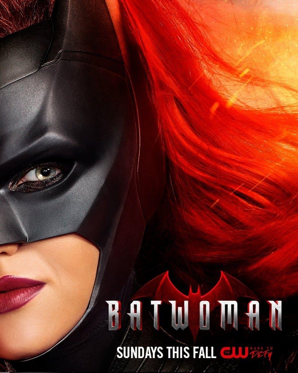 CW Debuts New 'Batwoman' Poster At CW Upfronts