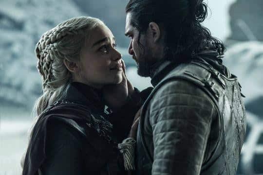 Jon had to kill the woman he loved