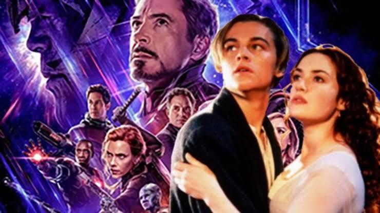 Endgame has beaten Titanic at the box office