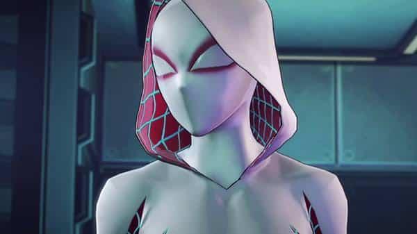 Spider-Gwen in Marvel Ultimate Alliance 3