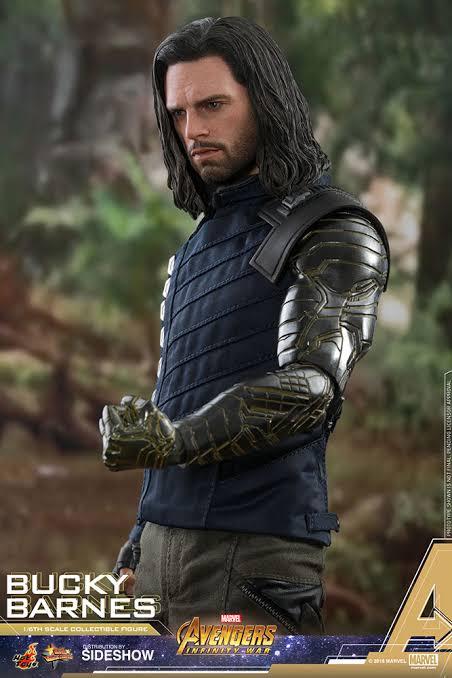 Bucky Barnes: Winter Soldier Prequel