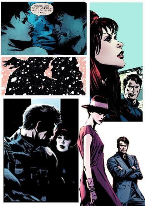 Natasha Romanoff and Bucky Barnes: A love connect?