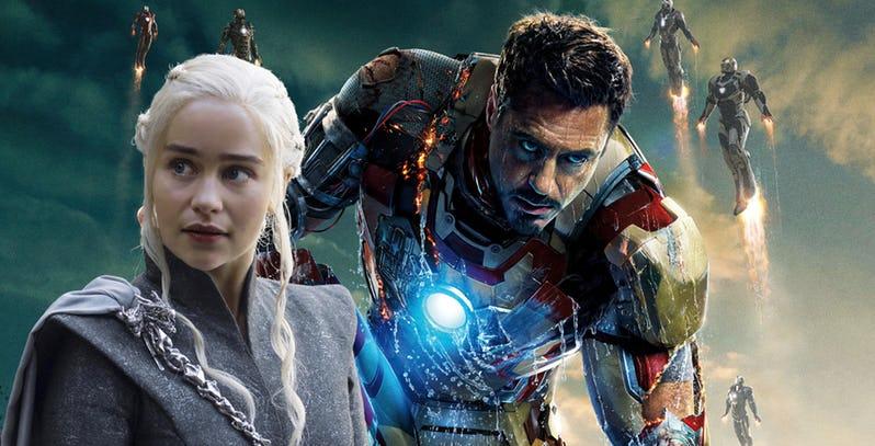 Emilia Clarke Was Cast in Iron Man 3 Before Script Changes