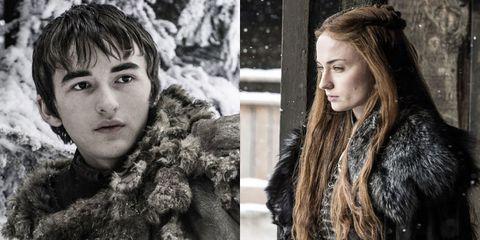 Bran and Sansa won at the end