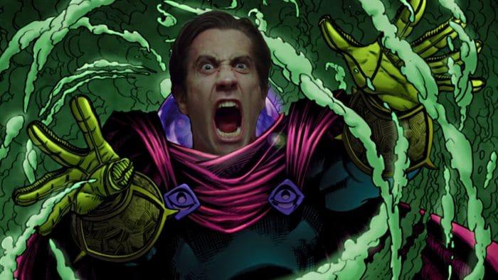 Jake Gyalenhaal as Mysterio