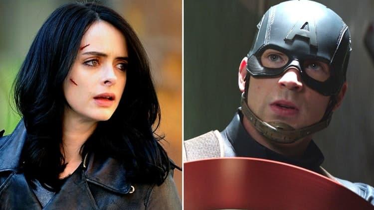 Captain America gets name-dropped in Jessica Jones Season 3