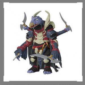 Dark Crystal: Age Of Resistance Hunter Skeksis Action Figure