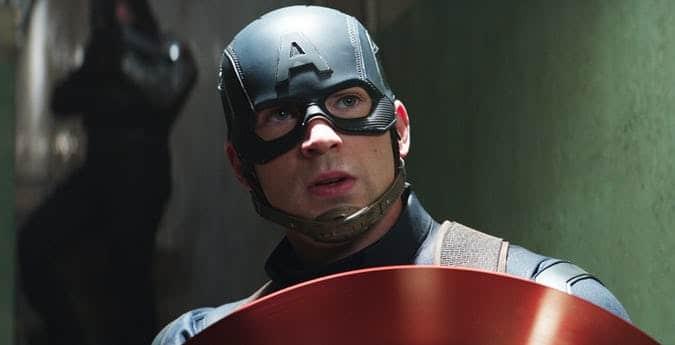 Chris Evans talks Captain America. Pic courtesy: screen rant.com