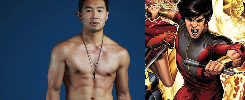 Simu Liu is Marvel's Shang Chi. Pic courtesy: Star2.com