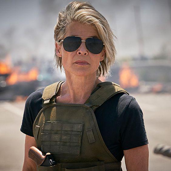 Tim Miller chose to do Terminator because he wanted to tell  Linda Hamilton's story. Pic courtesy: Digitalspy.com