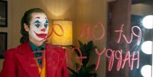 Joaquin Phoenix walks out of JOKER Interview1