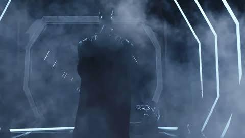 Titans began fan baiting with Batman in season one. Pic courtesy: digitalspy.com