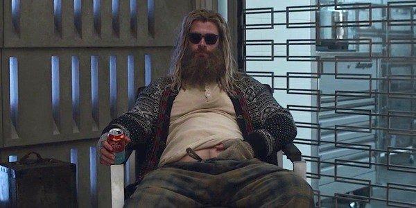 Bro Thor became so due to depression. Pic courtesy: cinemablend.com