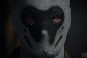 """Batman"" Scene In Watchmen"