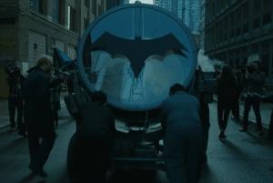Bat-signal theory