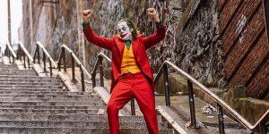 Joker's Stair Dance Scene