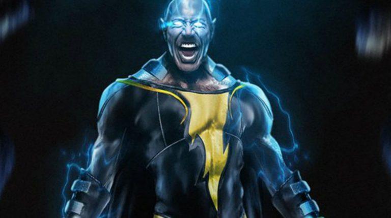 DC's Black Adam finally has a release date. Pic courtesy: screengeek.com