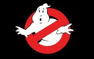 Ghostbusters logo Pic courtesy: logodesignlove.com