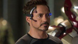 Robert Downey Jr. as Tony Stark