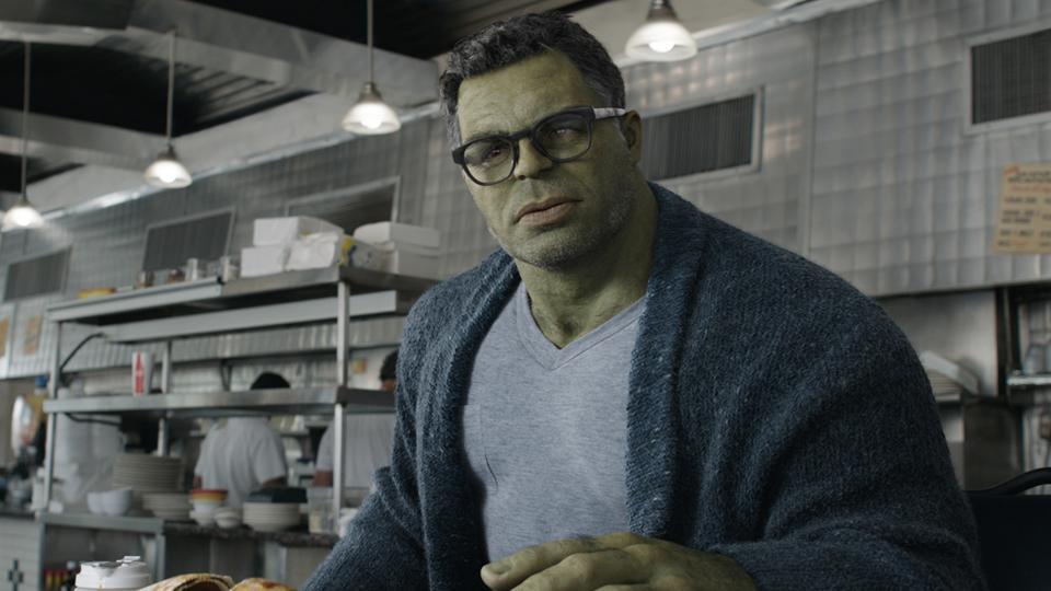 Bruce Banner + Hulk
