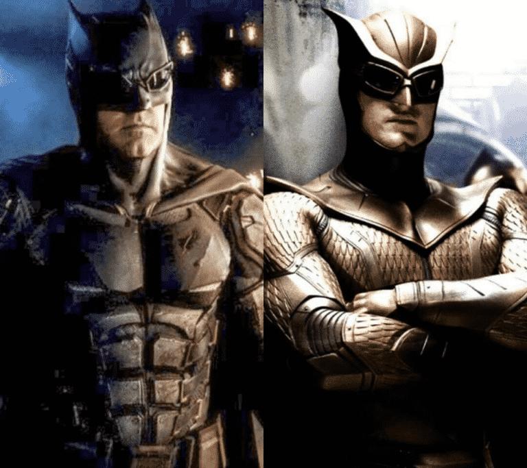 Batman and Nite Owl go way back. Pic courtesy: screengeek.com
